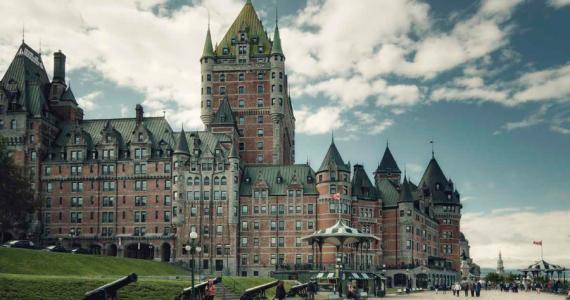 Viajes a Montreal, Quebec, Canadá.