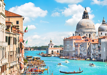 Recorrer Europa Venecia Italia
