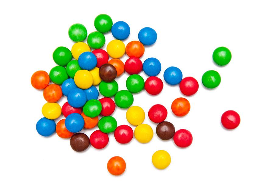 M&M M&M´S Chocolate