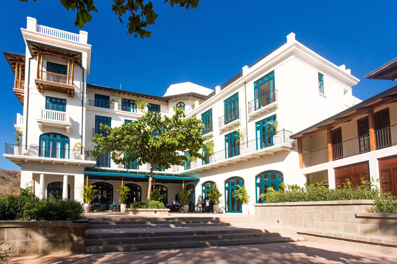Costa Rica Santarena Hotel