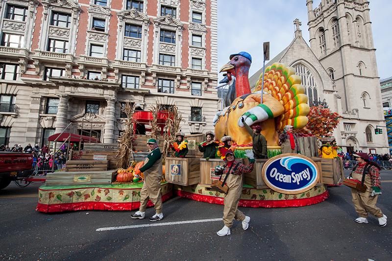 Desfile de Acción de Gracias Macy's