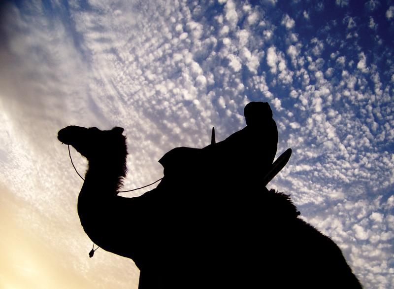 desierto del Sahara berebere