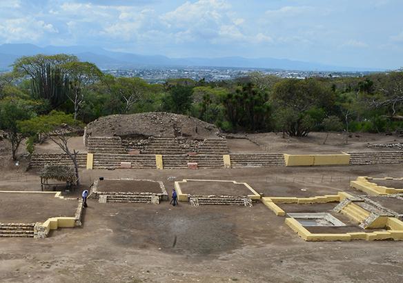 templo Xipe Tótec