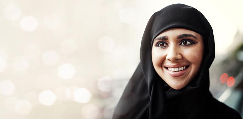 Mujeres adultas Arabia Saudita