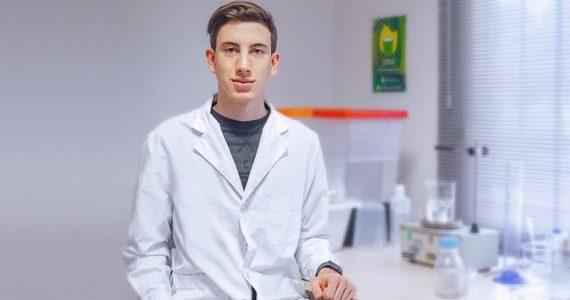 Jerónimo Batista Bucher vasos biodegradables