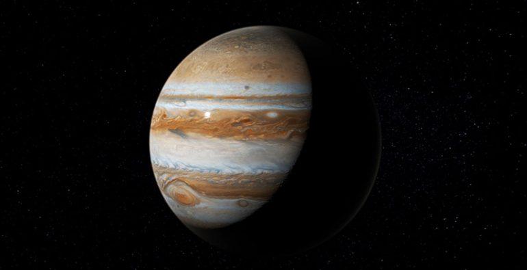 Júpiter Meteorito