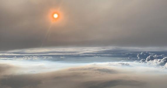 nube de fuego