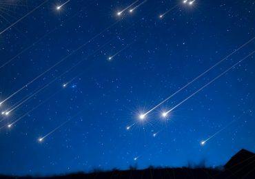 las Perseidas agosto lluvia de estrellas