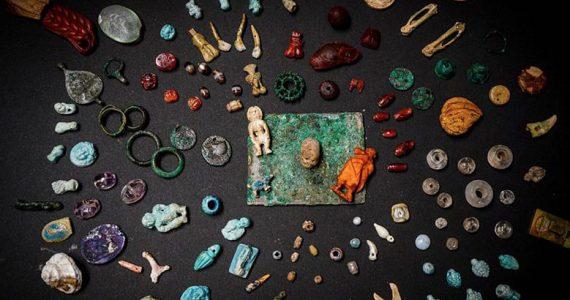 Pompeya tesoro joyas