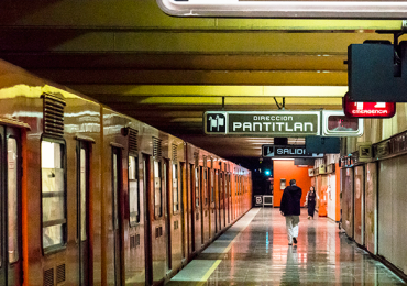 Metro Ciudad de México cobrebocas distribución