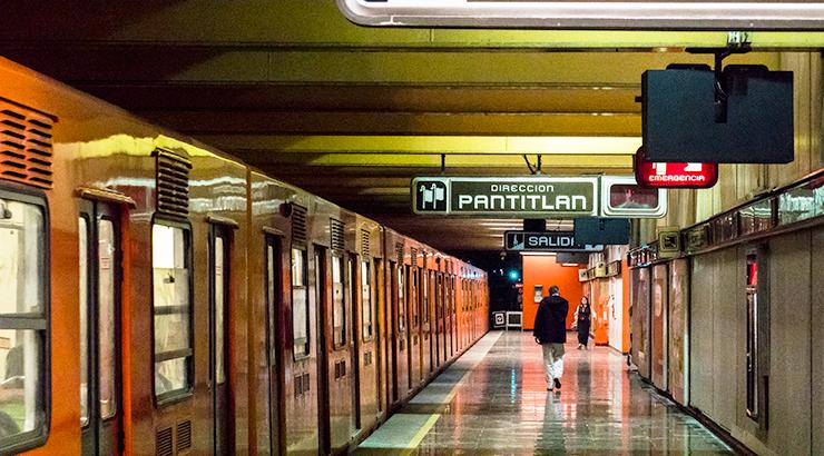 Metro Ciudad de México