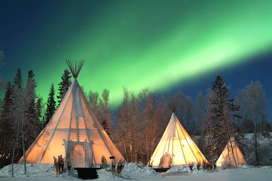 Yellowknife Canadá