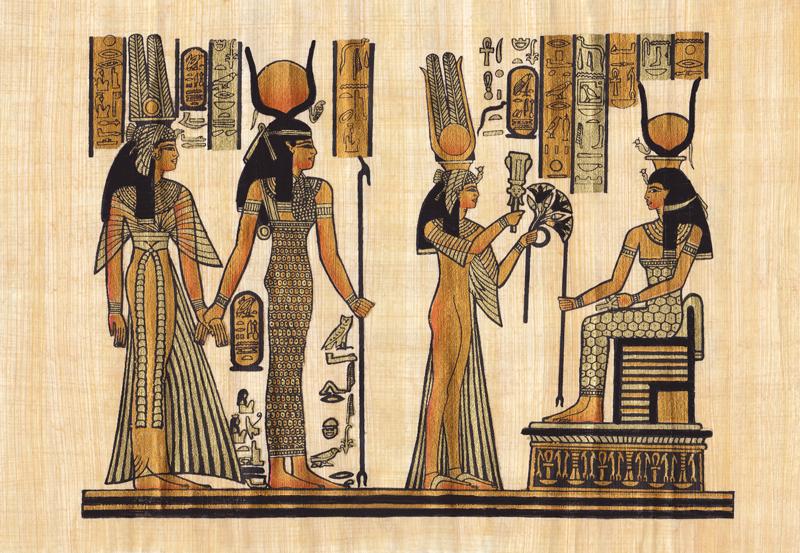 antiguo Egipto Perfumes Cleopatra