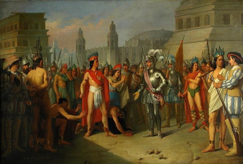 Cuauhtémoc Hernán Cortés