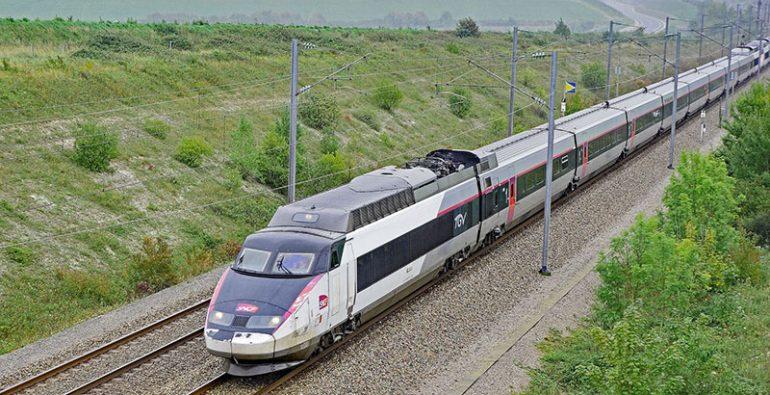 Tren Europa