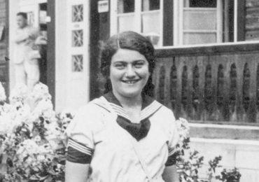 judía Renia Spiegel Diario