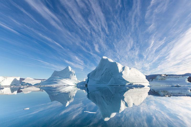 Ártico calentamiento global