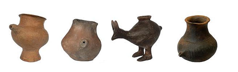biberones Prehistoria