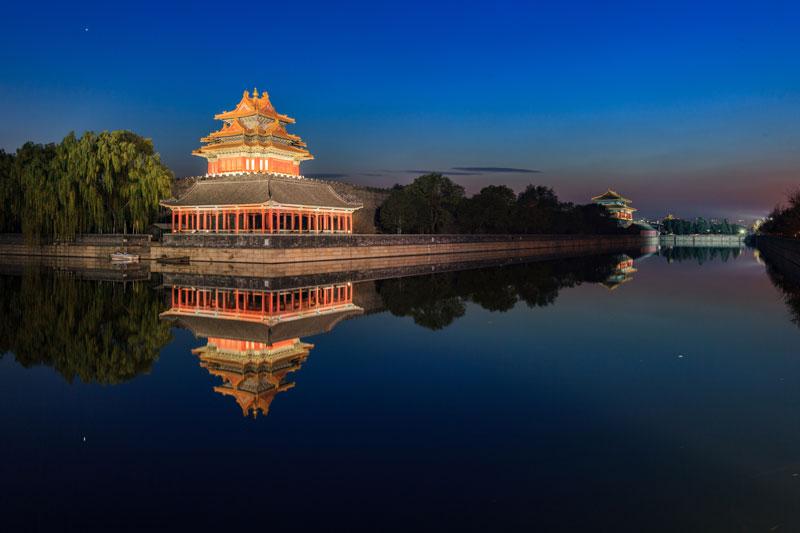 Ciudad Prohibida Pekín China