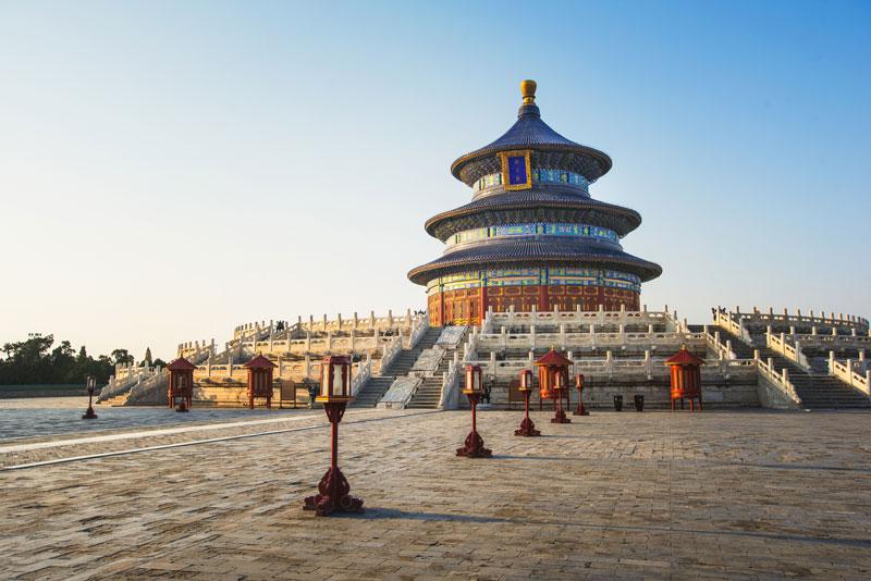 Pekín China Templo del Cielo