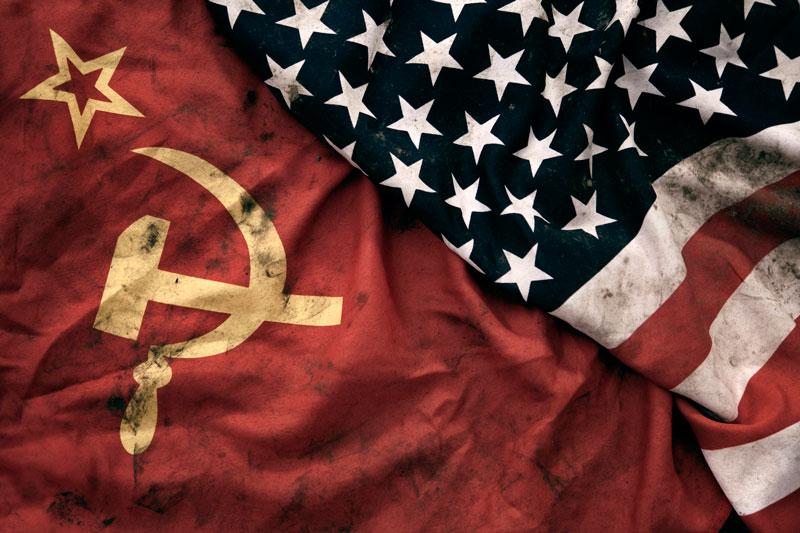 Guerra Fría Cortina de Hierro
