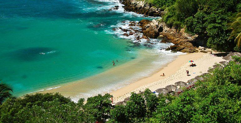 Playas México Soltero