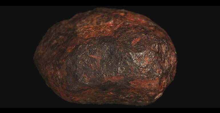 Meteorito mineral edscottite