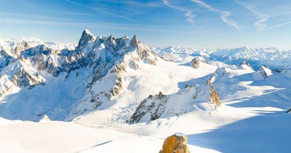 glaciar Planpincieux Mont Blanc