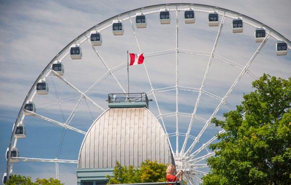 Guía de viaje, Quebec.