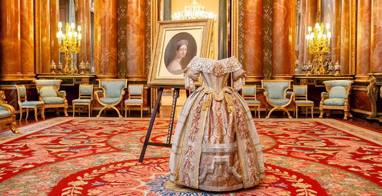 exposición Reina Victoria