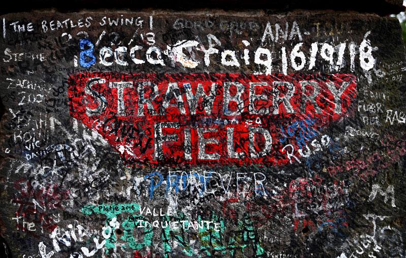Strawberry Field Liverpool