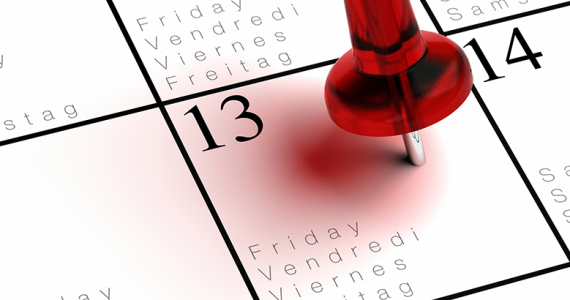 viernes 13