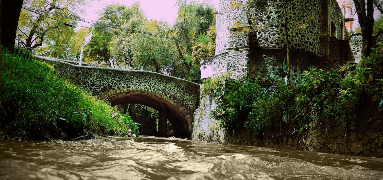 río Magdalena CDMX
