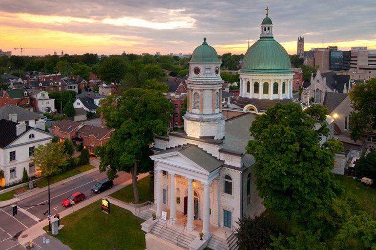 Catedral de St. George, en Kingston,
