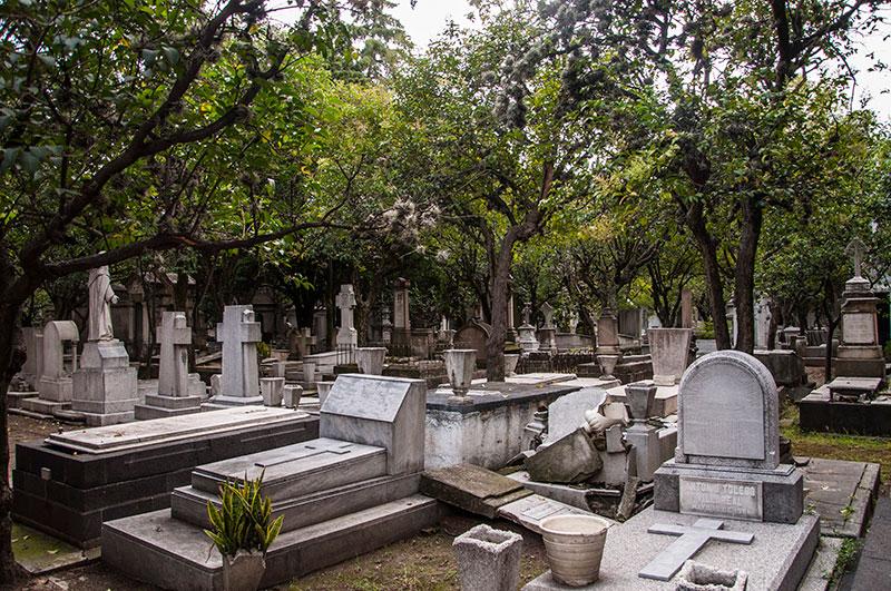 Panteón Francés Cementerios