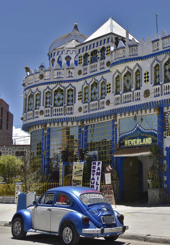 Neverland Bolivia El Alto