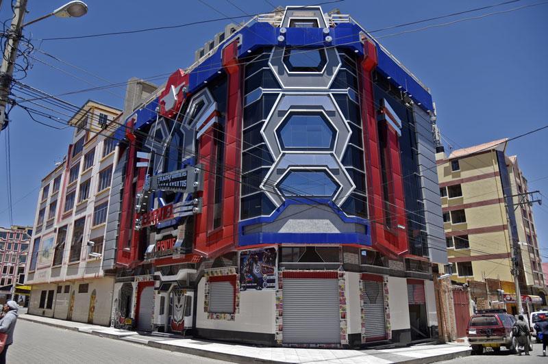 EL Alto Transformer Bolivia