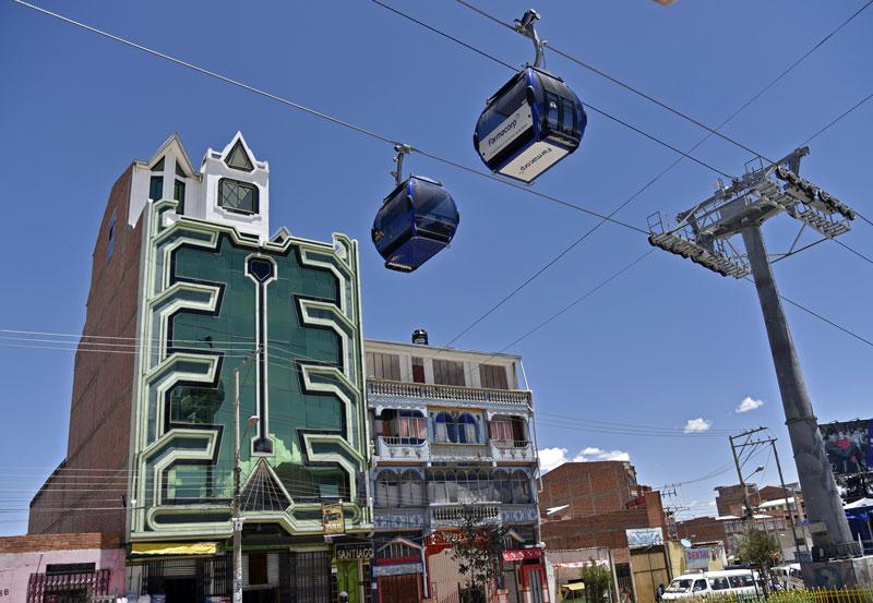 El Alto Santiago