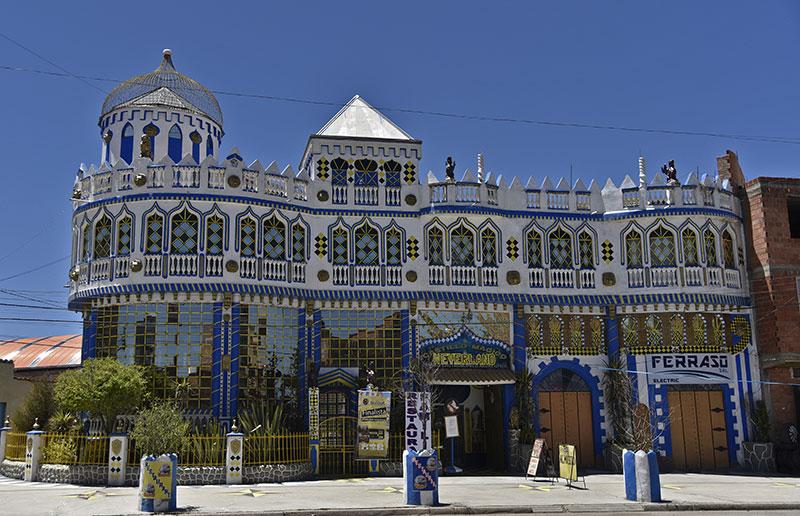 Neverland Boliva