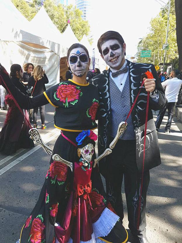 Desfile de Día de Muertos