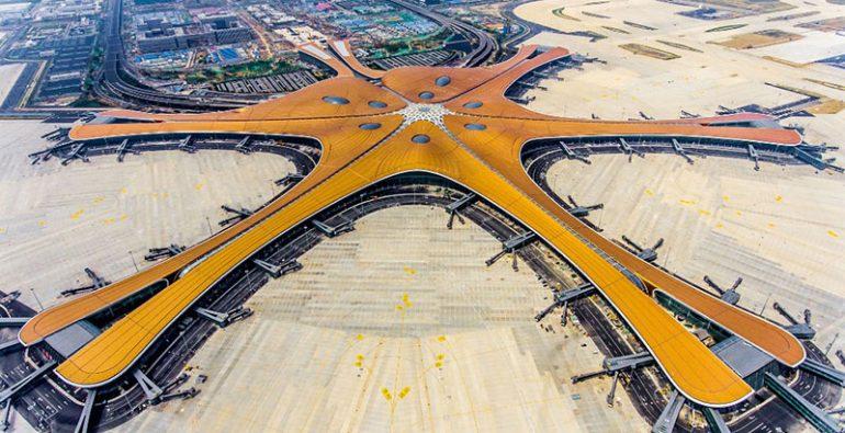 Pekín aeropuerto más grande del mundo