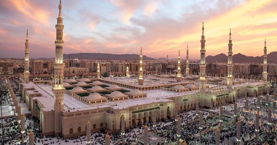 Arabia Saudita Turismo
