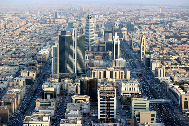 Riad Arabia Saudita