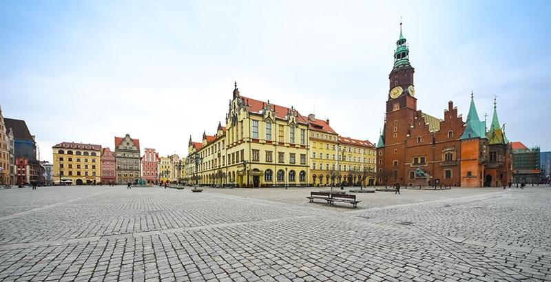 Breslavia Polonia