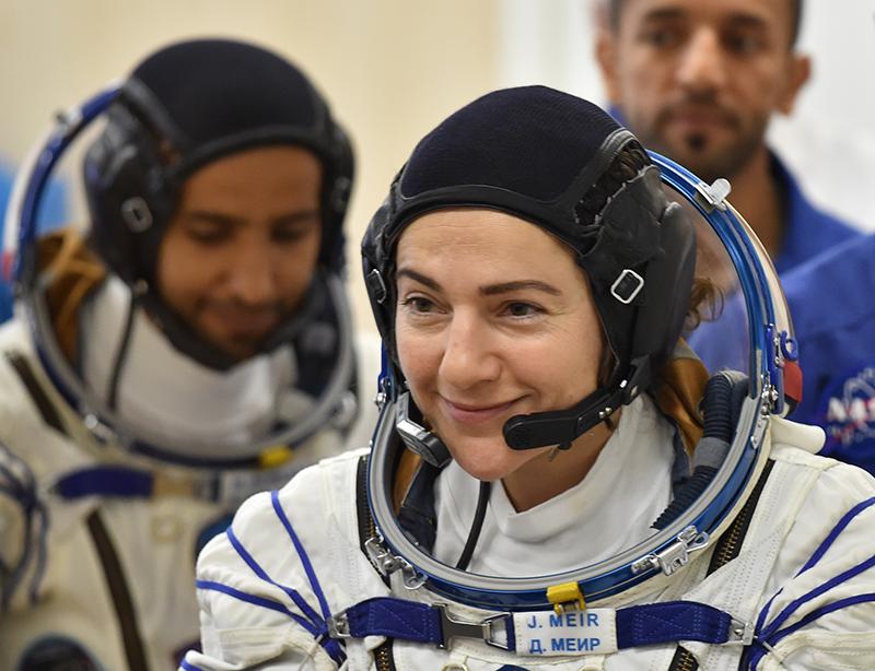 caminata espacial Jessica Meir NASA