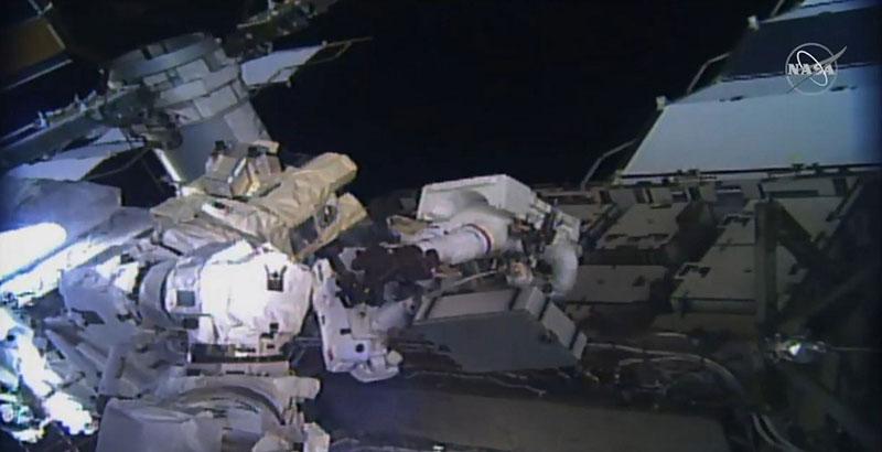 Mujeres Espacio NASA