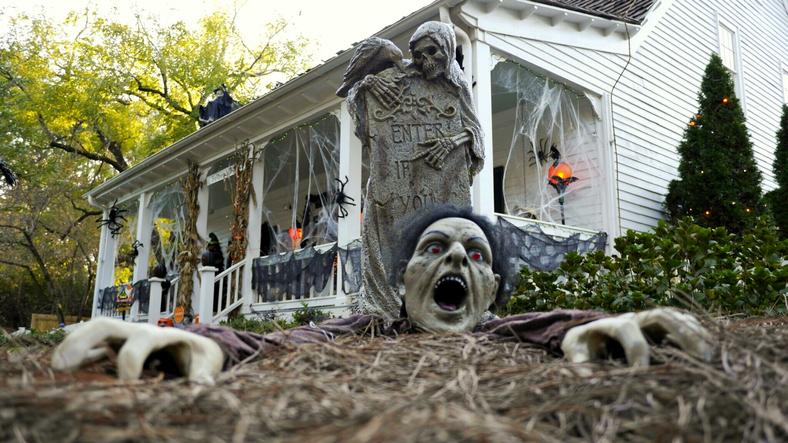 como se celebra halloween en estados unidos