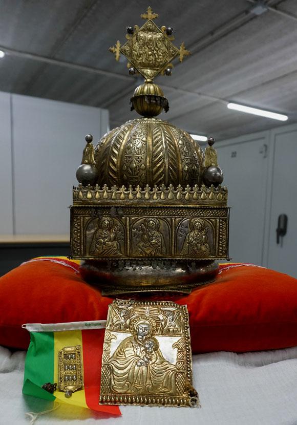 corona etíope Holanda