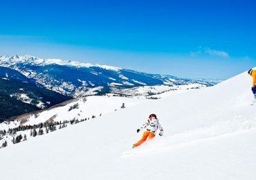 esquiar Vail