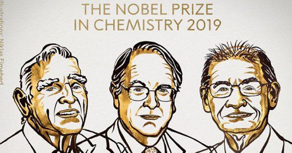 Nobel de Química 2019
